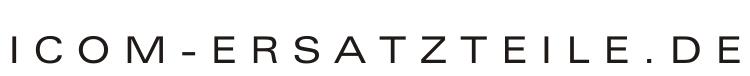 ICOM-Ersatzteile-Logo